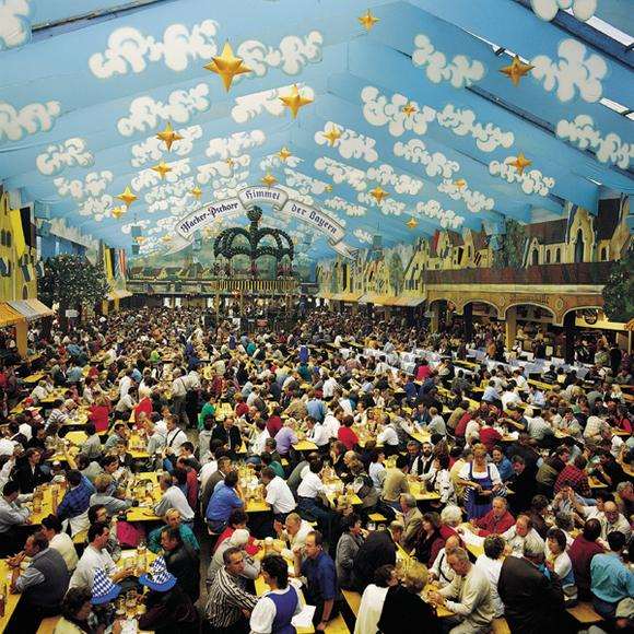 oktoberfest-beer-tent - Germany's Oktoberfest sees 3.6m visitors - Lifestyle, Culture and Arts