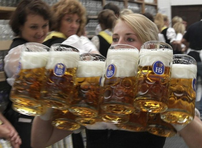 oktoberfest - Germany's Oktoberfest sees 3.6m visitors - Lifestyle, Culture and Arts